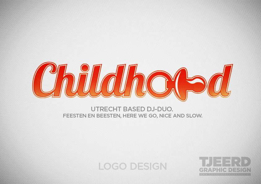 Childhood DJ-Duo Logo
